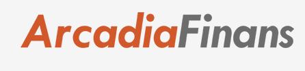 Arcadia Finans Lån