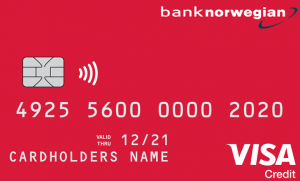norwegian bank kreditkort