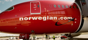norwegian flyg